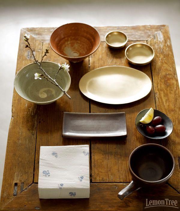 Korean style kitchen ware