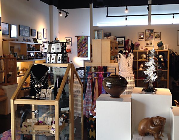 Coast Collective | HOME | Art Gallery & Artisan Gift Shop | Colwood BC