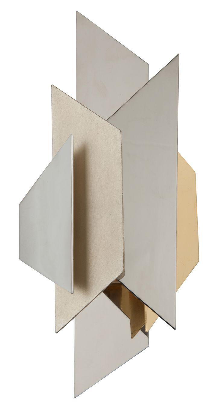 avant garde art piece or irresistible lighting - Applique Salle De Bain Art Deco