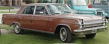 Rambler Ambassador 380 1971