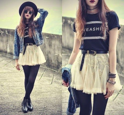 Super na Moda: Look do Dia ♡