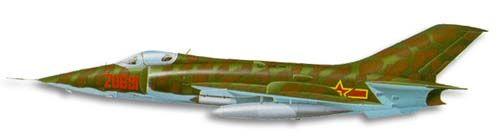 Nanchang Q-5 Fantan Close-support aircraft Operators: Bangladesh, Myanmar, China, North Korea, Pakistan, Sudan