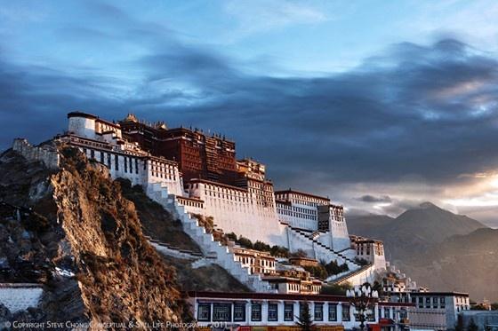 Potala Palace - Tibet: Sigma Camera Talk Forum: Digital Photography Review