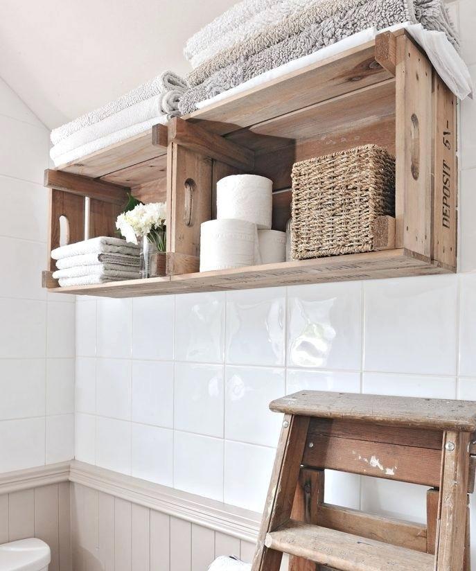 Towel Rack Above Toilet Large Size Of Floating Shelves Above