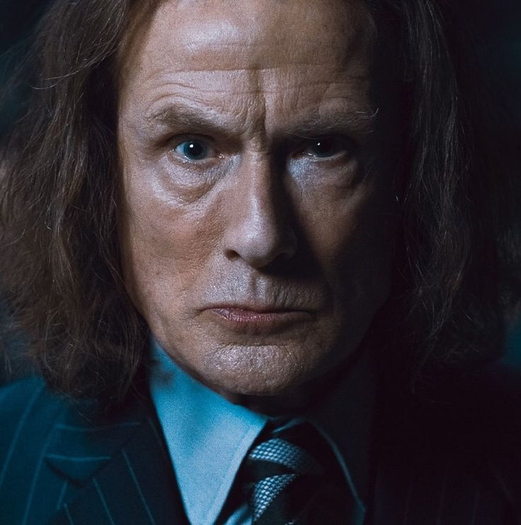 "Bill Nighy en ""Harry Potter y las reliquias de la muerte, Parte 1″ (Harry Potter and the Deathly Hallows: Part I), 2010"