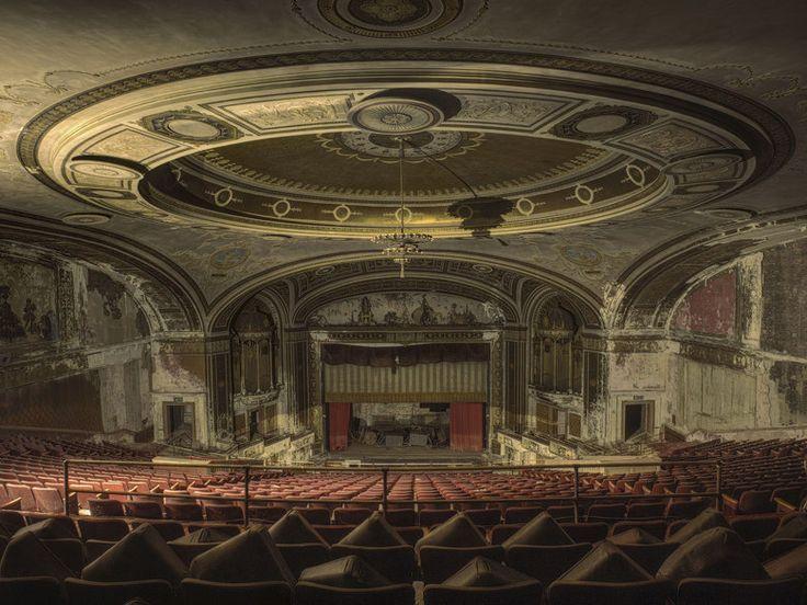 Un théâtre dans le Connecticut