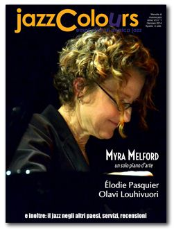 """New review """"Parts of the Entirety"""" in Jazz Colours"""