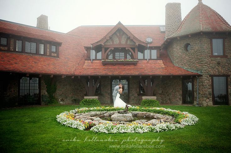 Castle in the Clouds Wedding | Moultonborough | Lakes Region New Hampshire | Erika Follansbee