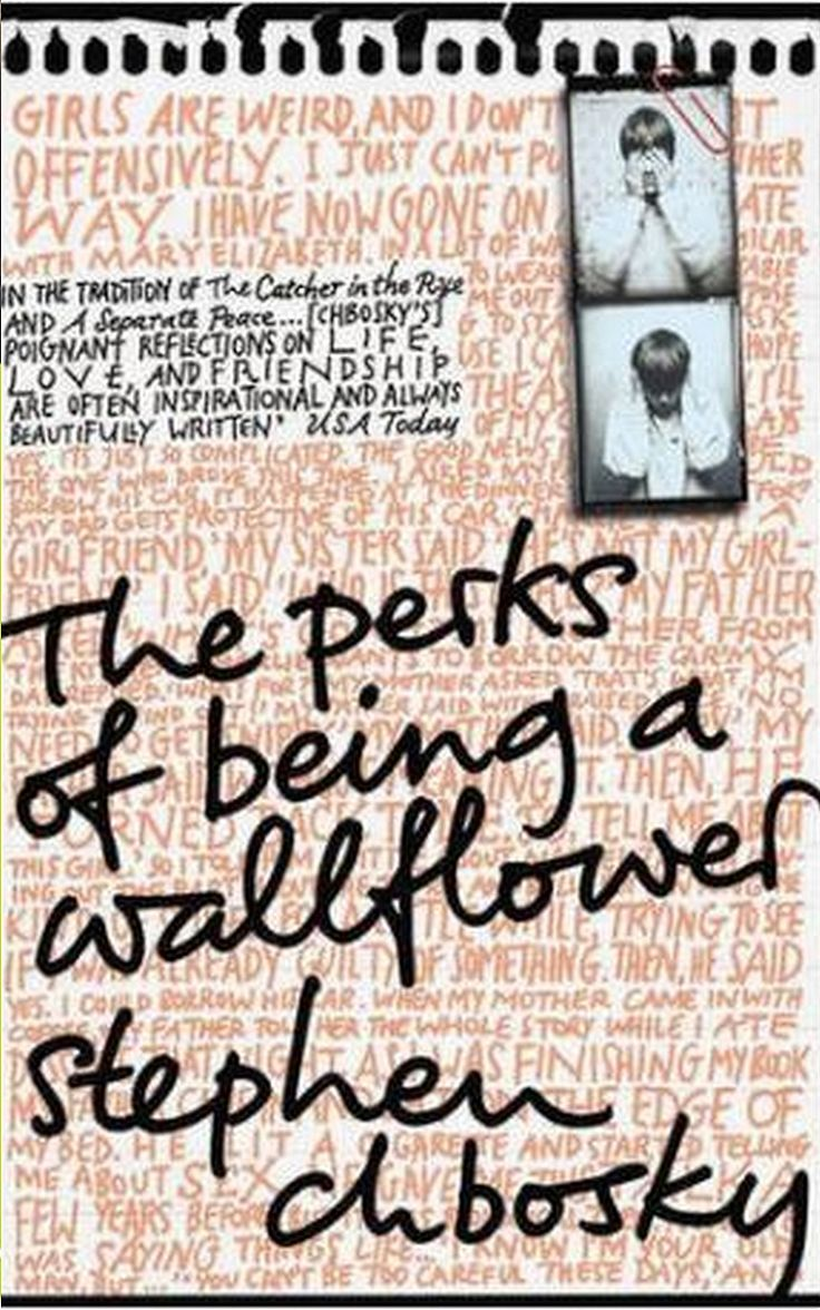 """""""The Perks of Being a Wallflower"""", by Stepehn Chbosky - challenged for drugs/alcohol/smoking, homosexuality, offensive language, sexually explicit content, being unsuited for age group, date rape and masturbation."""