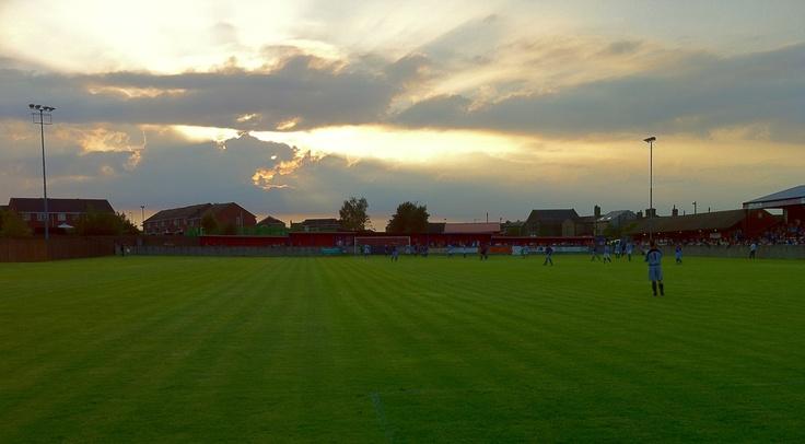 The Welfare Ground, Emley