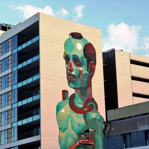 #aryz #street Art #mural #ironlak