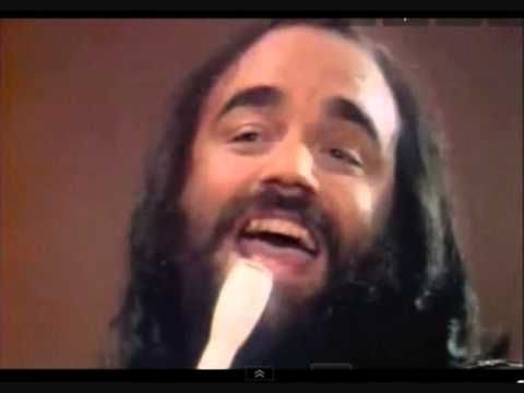 Demis Roussos - Mamy Blue - YouTube