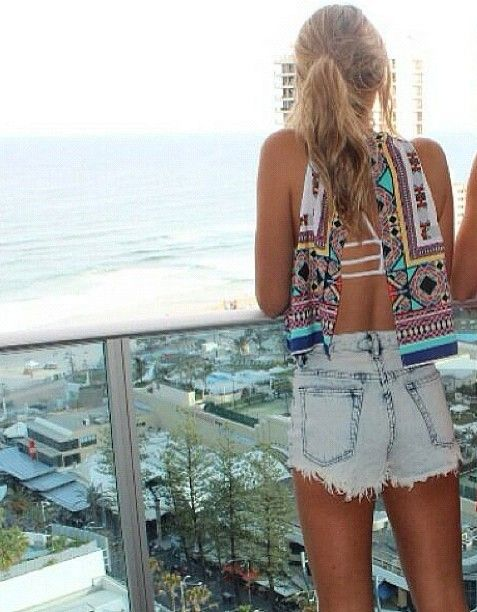 Open Back, so cute for summer! ♥