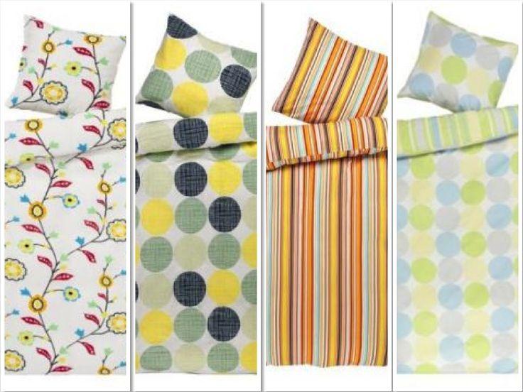 Яркое постельное белье: 2 подушки 50x70, два одеяла 140x200, простынь 200x240