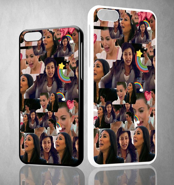 17 best images about iphone cases on pinterest logos - Kim kardashian crying collage ...