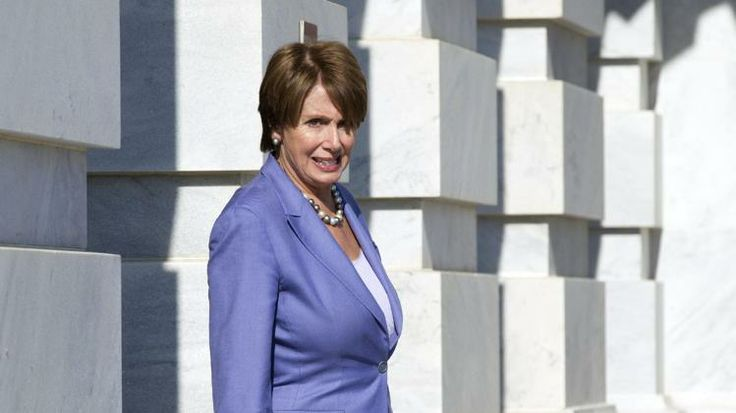 Nancy Pelosi Young   House Minority Leader Nancy Pelosi, D-Calif., leaves the Capitol in ...