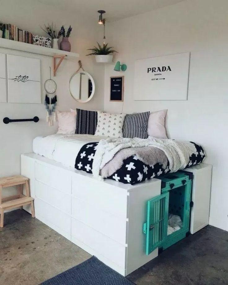 Ikea Dorm Room Ideas: 42 Lovely Dorm Room Ideas In 2019 20