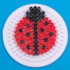 hama bead ladybird - Google Search