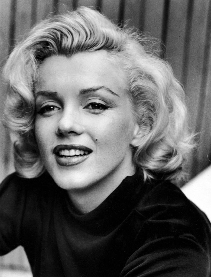 The epitome of blonde bombshell, actress Marilyn Monroe has inspired the platinum blonde look to this day. From the 1940's to 1950's, she ruled the silver screen.