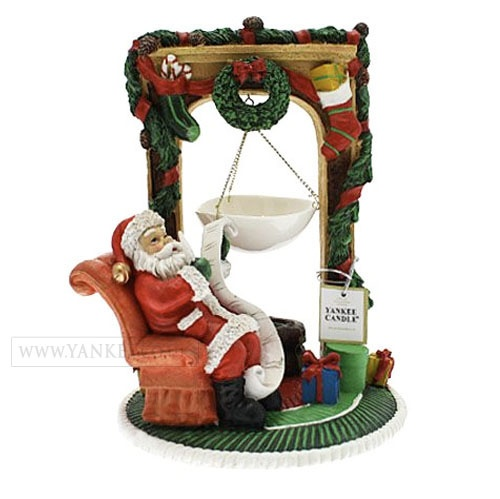 Yankee Candles | Yankee Candle | Christmas Stockings Novelty Wax Burner