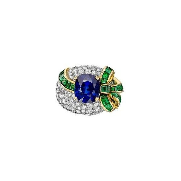 Fine Jewelry and Estate Jewelry - 1,035 For Sale at 1stdibs at 1stdibs... ($62,170) ❤ liked on Polyvore featuring jewelry, diamond jewelry, fine jewelry, diamond fine jewelry, fine jewellery and diamond jewellery