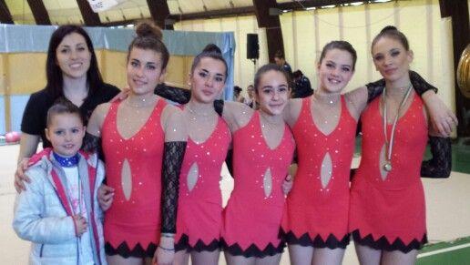 Trofeo Iris 2015, squadra senior