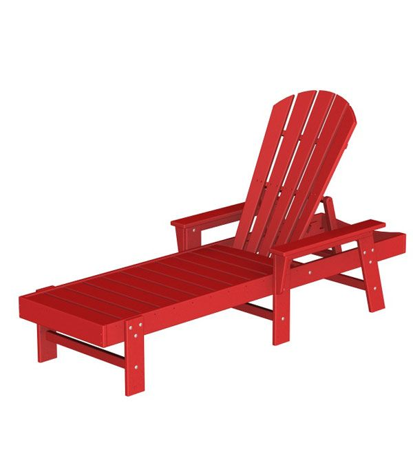 Adirondack chaise lounge chair plans google search diy for Build chaise lounge