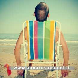 """Vacanze: meglio soli che male accompagnati. Il tempo del relax è prezioso. Per questo, dovremmo imparare a farne tesoro. #Podcast """"Comunicare per essere®"""", #realizzazionepersonale, #counseling. http://www.annarosapacini.it/?p=2241"""