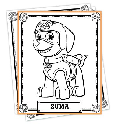 If you've got little ones, you've probably heard of Paw Patrol! What a cute new show! Right now you can enjoy several FREE Paw Patrol Printable Activities!