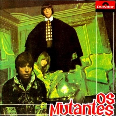 Os Mutantes  Original Brazil Polydor