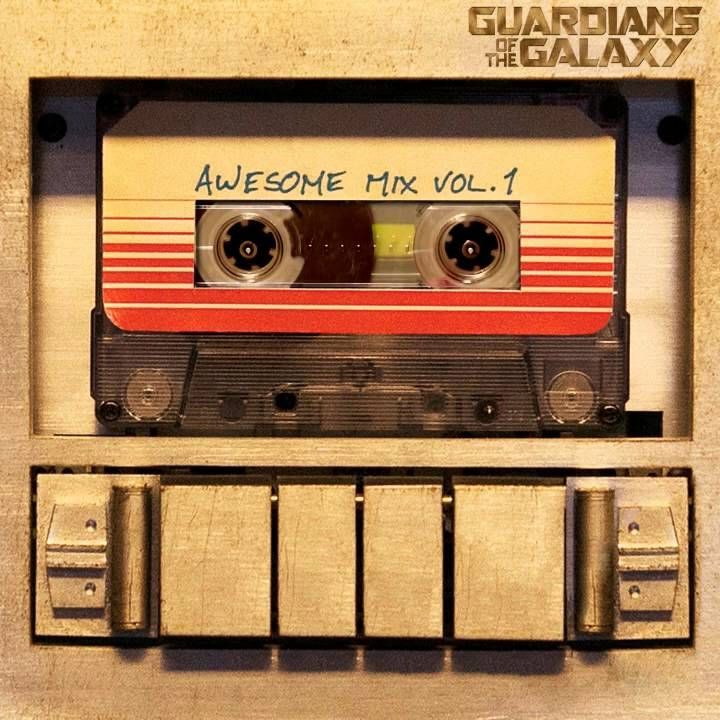 1. Blue Swede - Hooked on a Feeling>> I love this movie! The soundtrack rocks, and Chris isn't too bad either ;)