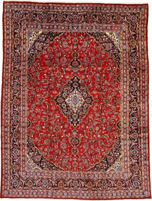 9' 7 x 12' 9 Mashad Rug  on  Daily Rug Deals