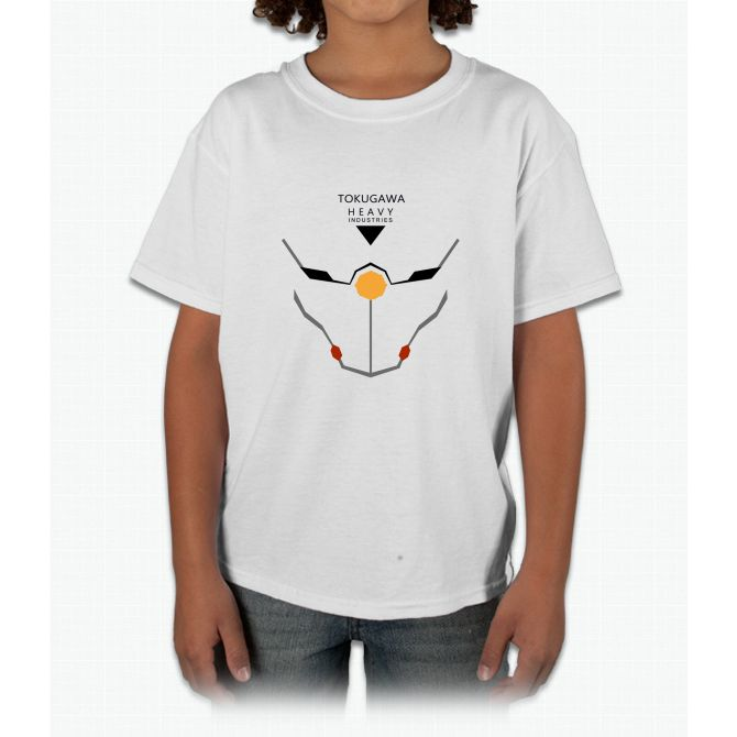 Gray Fox Young T-Shirt