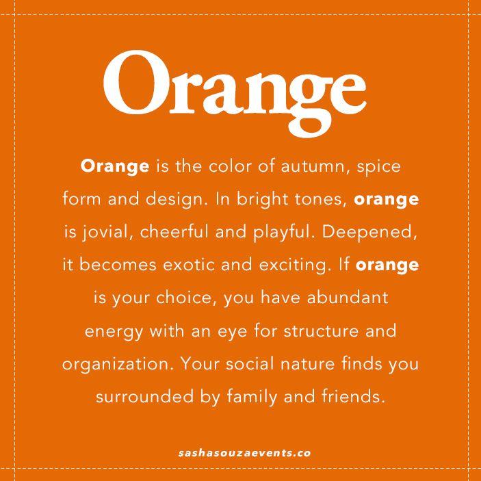House Beautiful: Accent Orange