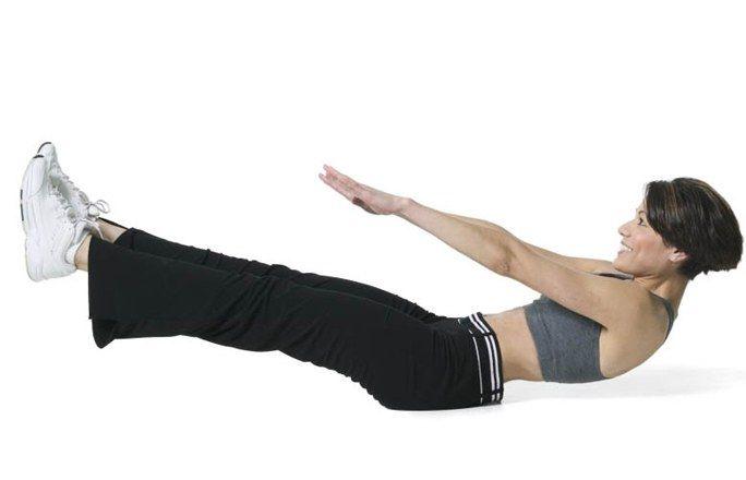 Klappmesser - Die besten Übungen für die untere Bauchmuskulatur