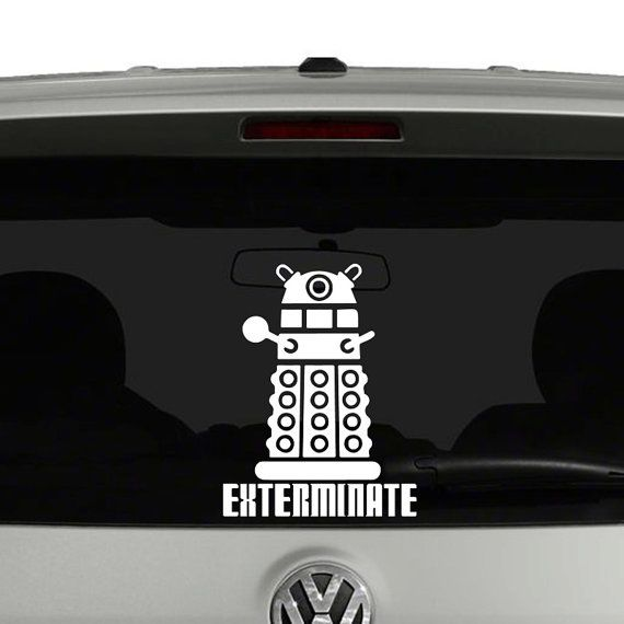 Best Nerdy Car Decals Images On Pinterest Car Decals Nerdy - Cool custom vinyl decals for carsamazoncom hulk vinyl decal sticker automotive