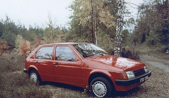 OG | 1985 FSO Wars | Five-door prototype