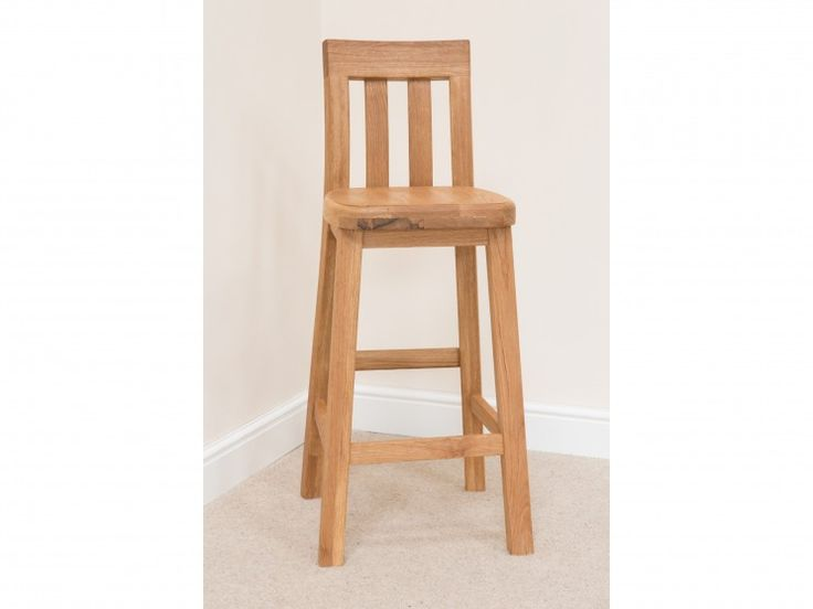 Solid Wood Kitchen Bar Stools