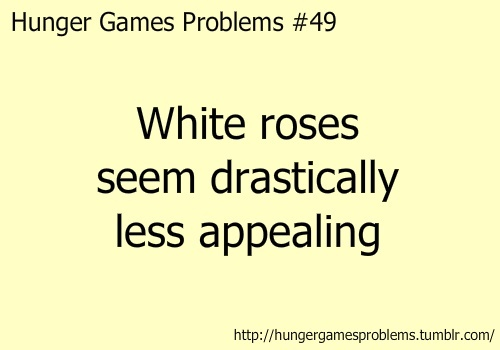 Hunger Games Problems #49