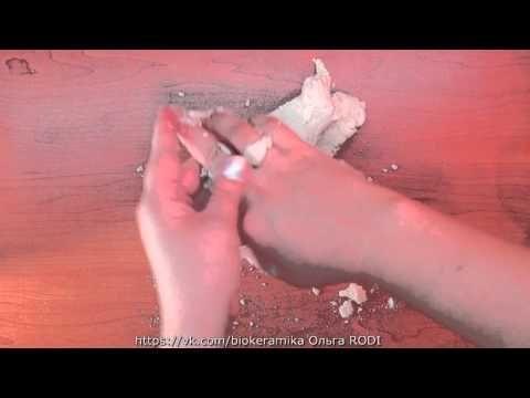 Приготовление соленого теста по СУПЕРлегкому рецепту за 10 минут :: Основной сайт
