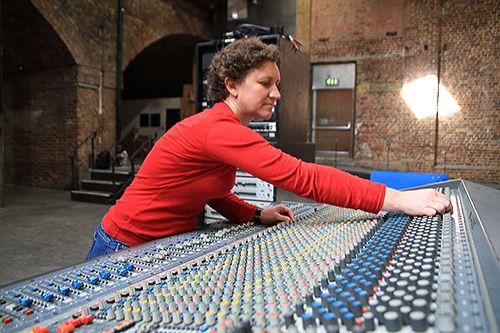 A man's world? Darryn De La Soul on being a sound engineer   The F Word