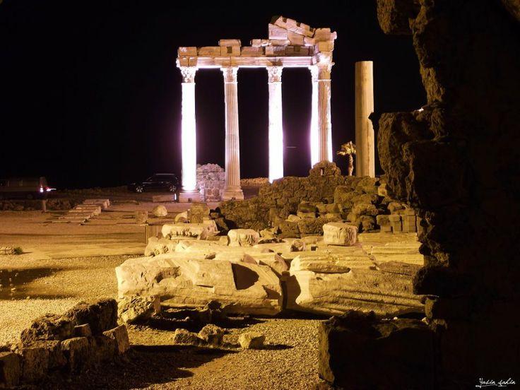 Manavgat Side Apollon Tapınağı