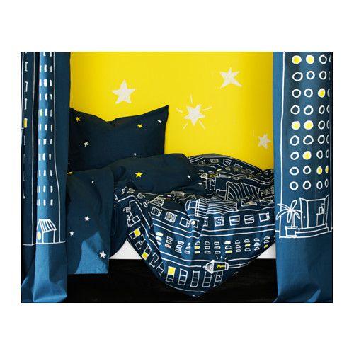 HEMMAHOS Copripiumino e federa  - IKEA