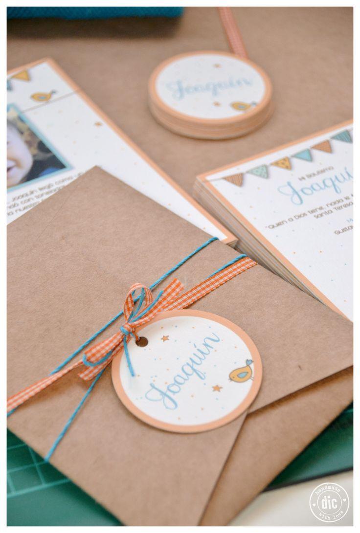 M s de 25 ideas fant sticas sobre sobres para invitaciones - Como preparar una comunion en casa ...