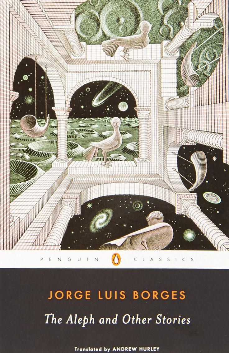 The Aleph and Other Stories (Penguin Classics)