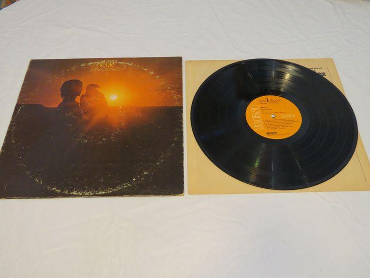 John Denver Aerie Stereo LSP-4607 RCA dynaflex LP Album Record vinyl*^