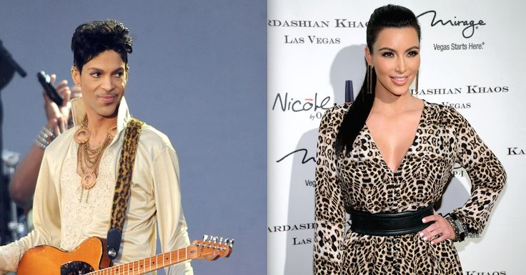 A video has surfaced of Prince kicking Kim Kardashian off stage, just to make you miss him even more.