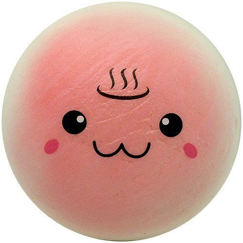 Steam Bun Squishy Kawaii Land : 79 best Buns & Bread Kawaii Squishies images on Pinterest Squishy store, Baking and Bread