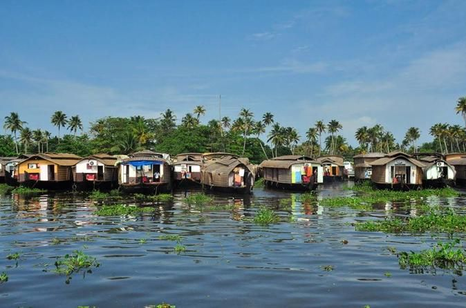 6-Day Private Tour: Periyar Wildlife Sanctuary and Backwater Houseboat Cruise in Kerala Kerala is referred to as God's own country. It is indeed a beautiful mixture of its colonial past and the serenity of nature. On your first day, you will get the chance to explore the town of Kochi. On the following three days, you will spend good amount of time in Munnar - the gateway to the hills of South India. Munnar has a lot to offer with its tea gardens, waterfalls, the Shola fore...