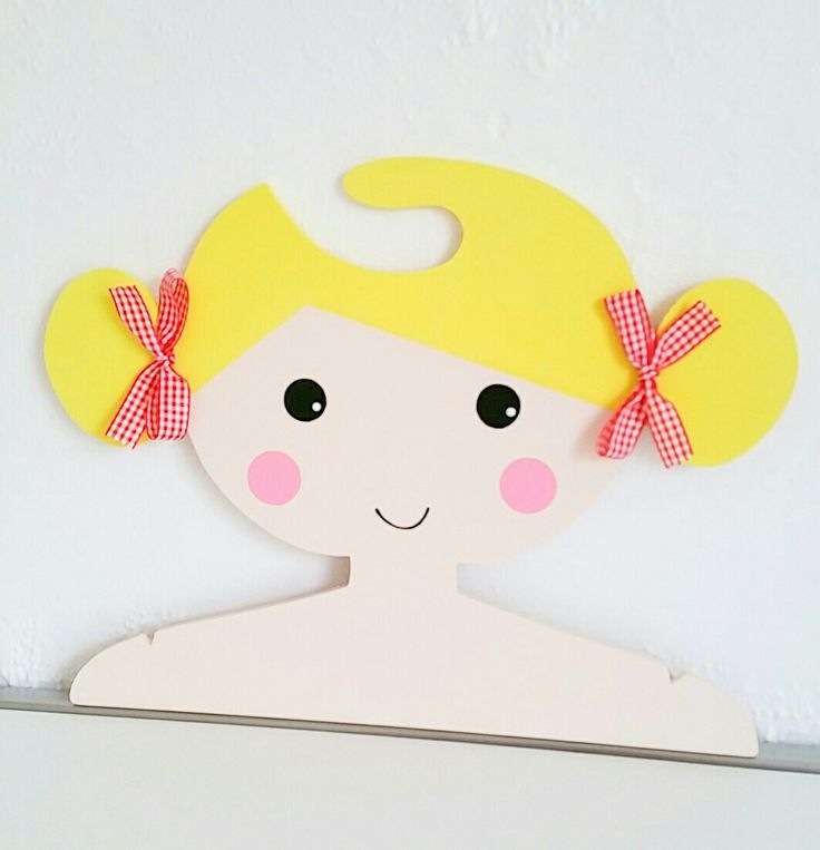 Children's clothes hanger